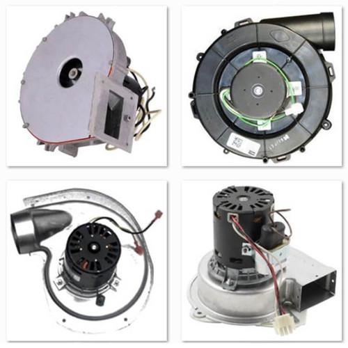 0131M00781PS - Inducer Motor Assembly
