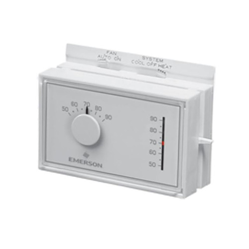 Y9631 -Honeywell TH1010D2000/U T1 Pro Non-Programmable Thermostat, 1H/1C Only