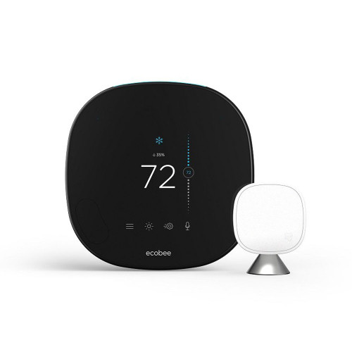 17Y95 - ecobee EB-STATE5P-01 SmartThermostat Pro with Voice Control