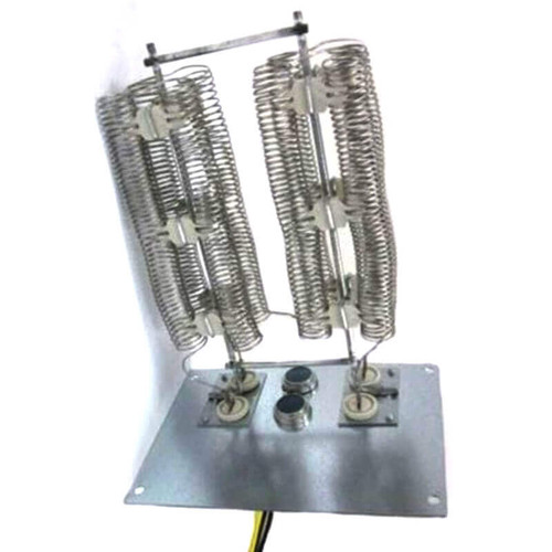 Single-Phase ECB25-10-P Electric Heat Kit Models — Used in CBX25UH and CBX25UHV Air Handlers