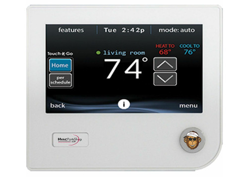 Carrier SYSTXCCWIC01-B - Programmable Thermostat