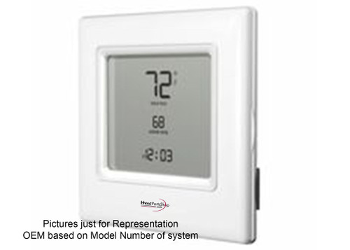 T6-PRH01-B - Programmable Thermostat