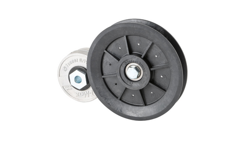 "48W09 - Pulley 5.04"" O.D"