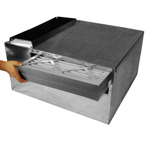 SBF36 - Return Air Box With Filter Slot