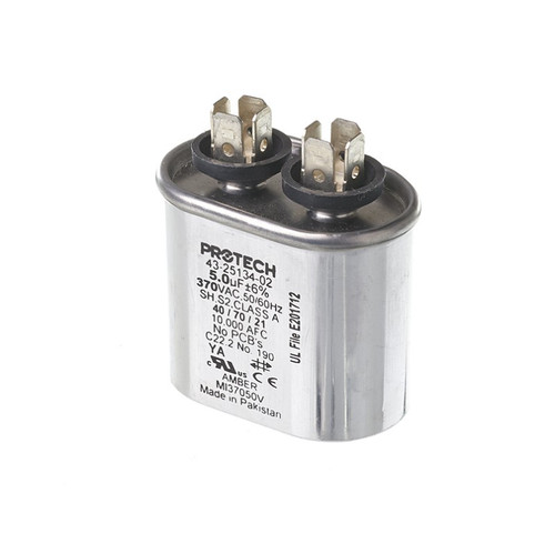 43-25134-02 - Capacitor - 5/370 Single Oval