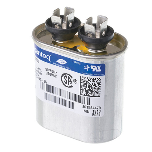 43-25134-35 - Capacitor - 6/370 Single Oval