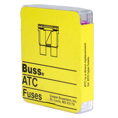 44-ATC3-5PK - Fuse - 3A Blade Type (5 Pack)