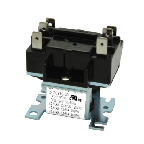 42-19737-01 - Relay - DPST-NO (24VAC coil)