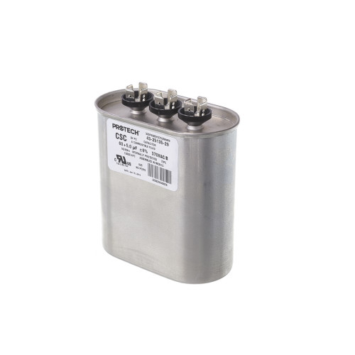 43-25135-29 - Capacitor - 60/5/370 Dual Oval