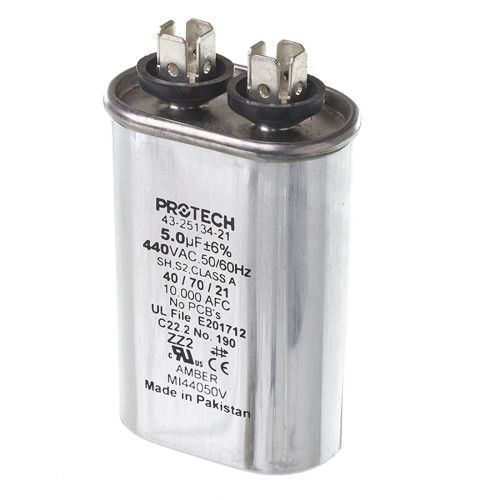 43-25134-21 - Capacitor - 5/440 Single Oval