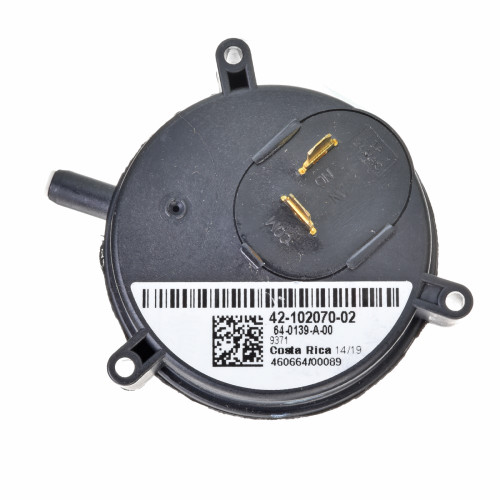 42-102070-02 - Pressure Switch Assembly