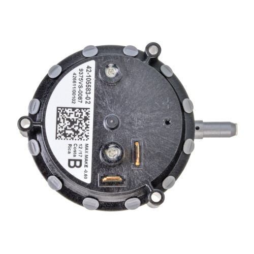 42-105583-02 - Pressure Switch Assembly