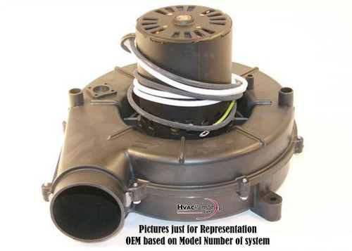 70-22436-01 - Inducer Assembly