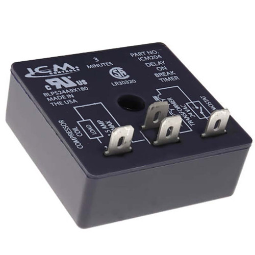 24370800 - Time Delay Relay