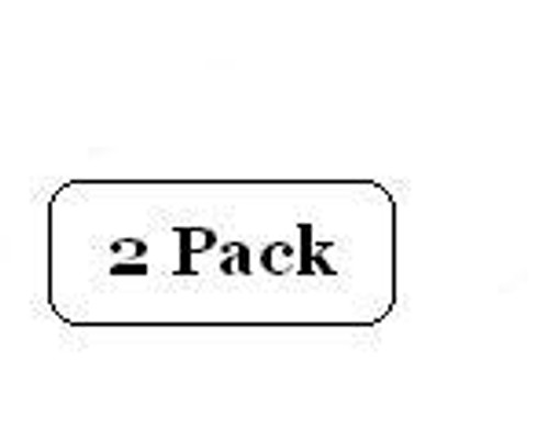X5424 - 2 PACK- HEALTHY CLIMATE Replacement Media PMAC-20C MERV 16 25X20X6