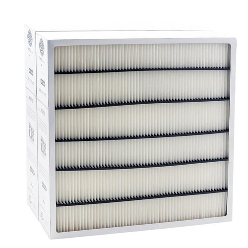 X8790 - 2 PACK- HEALTHY CLIMATE PUREAIR MERV16 Replacement Filter PCO14-23