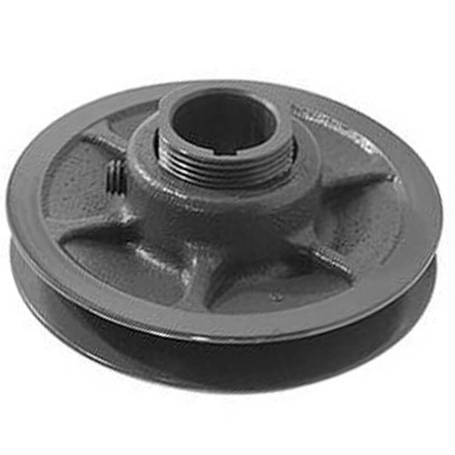 "79J03 Adjustment Pulley 1 Track 3.75""OD X 7/8""Bore"