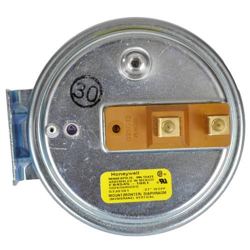 57J01 - Pressure Switch .27WC