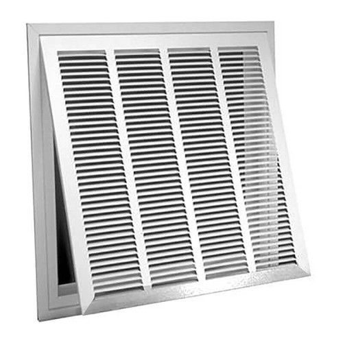 X4708 - White 20X14 Filter Grill