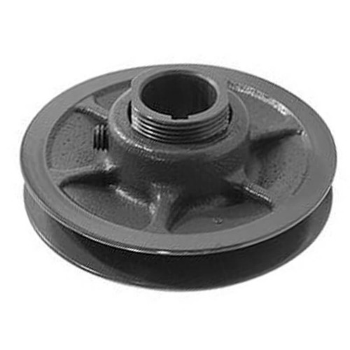 """41C13 - Motor Pulley 1-1/8""""Bore,6"""" OD"""