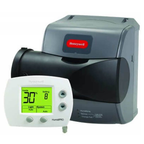 HE250A1005 - HONEYWELL TrueEASE 17 Gallon Per day Basic Bypass Evaporative Humidifier