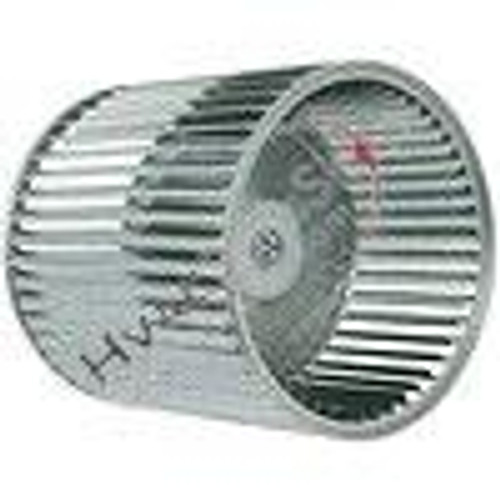 "667037 - Blower Wheel Diameter 10""x8"", 1/2"" Bore, CW:"