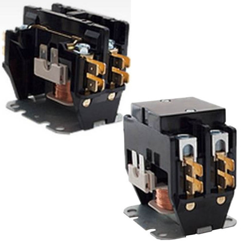 21J03 - Contactor 24V Double Pole