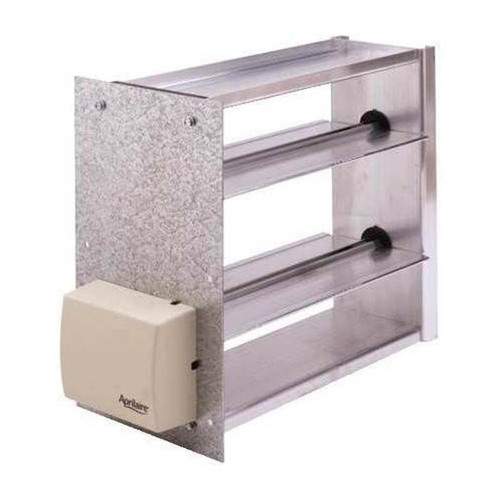 "X4216 - 8"" x 8"" Rectangular Damper, Side Mount"