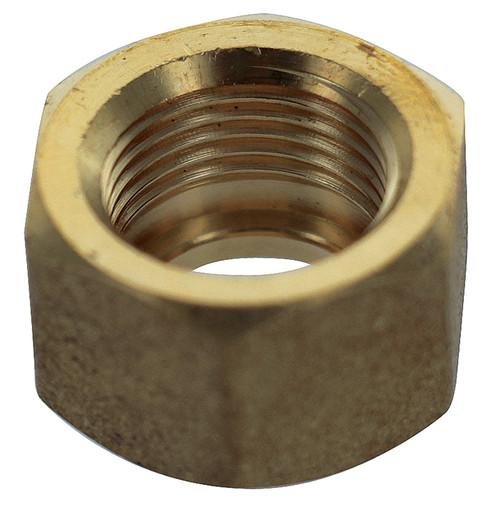 664387 - Brass Nut