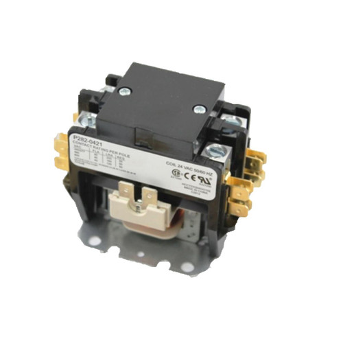 P282-0421 - Contactor Two Pole 40 Amp