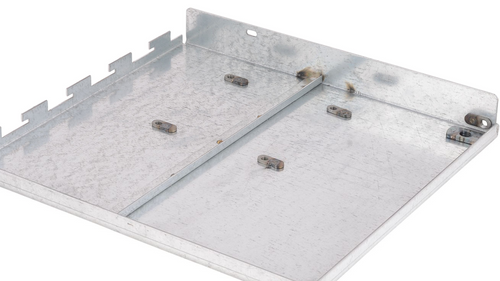 81W78 - Mounting Plate 3HP