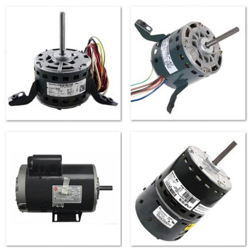 8733927176 - Blower Motor and Module