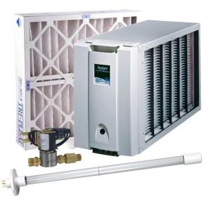 Indoor Air Quality (IAQ) pyramid