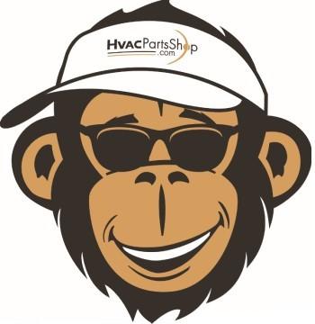 HVACPartsShop.com mascot logo