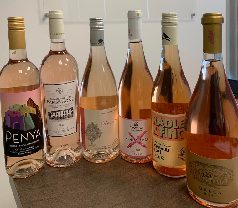 Rosé For Days Wine 6 Pack