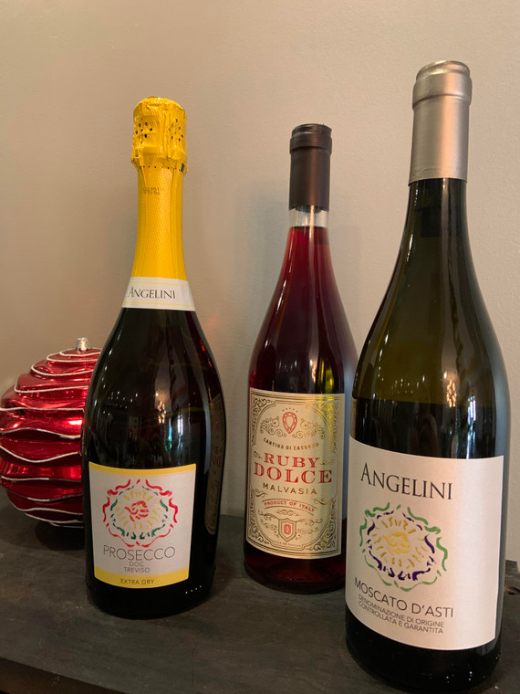 Holiday Sparkling Wine Kit