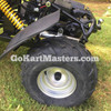 TrailMaster Blazer4 150 Go Kart - Four Wheel Fenders