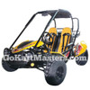 TrailMaster Blazer 150 Go Kart - Yellow