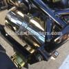 Polished Aluminum Exhaust