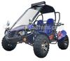 TrailMaster Blazer 150X Go Kart - Ships FREE!!! - Blue