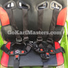TrailMaster Mini XRX/R+ Go Kart - 5-Point Safety Harness