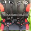 TrailMaster Mini XRX/R+ Go Kart - 5-Point Safety Harness