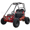 TrailMaster Mini XRX/R+ Go Kart - Red