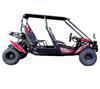 TrailMaster Blazer4 150X Go Kart - Side View