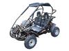 TrailMaster Mid XRX-R Go-Kart - Black