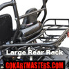 TrailMaster 150 XRX Go-Kart - Large Rear Rack
