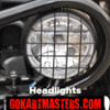 TrailMaster 150 XRS Go-Kart - Headlights