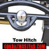 TrailMaster 150 XRS Go-Kart - Tow Hitch