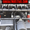 TrailMaster 150 XRS Go-Kart - Air Filter Intake