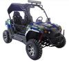TrailMaster Challenger 150X UTV - Blue